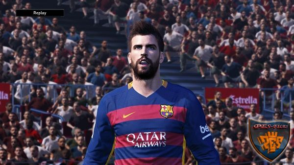 FMODS Mega Face Pack PES 2016 by Fruits