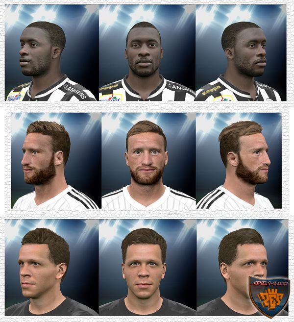 PES 2016 November FacePack by Spiritusanto