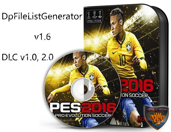 DpFileList Generator v1.6 DLC v1.0, 2.0 by Baris