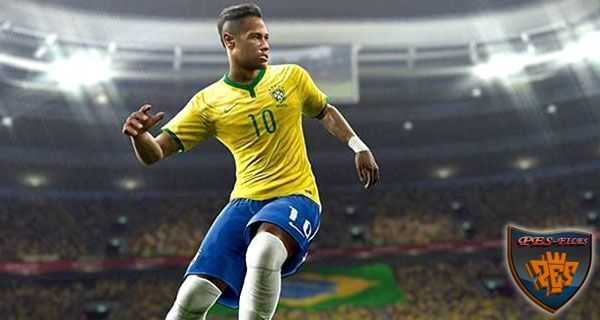 Gameplay Pes 2015 on PES 2016