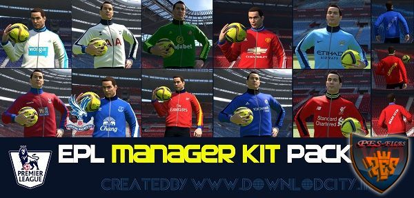 PES 2016 ML EPL Manager Kitpack V1.0 By Downlodcity