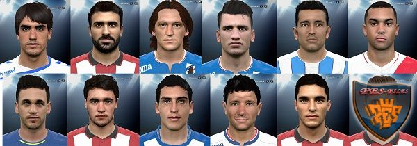 Pes 2016 Facepack by Andrews