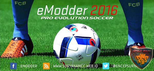 eModder16 Pitch4 For PES 2016