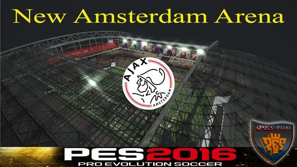 New Amsterdam Arena PES 2016 by vangheljs