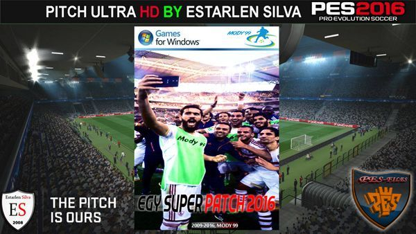 PES 2016 Super Patch V4.0 By MODY 99