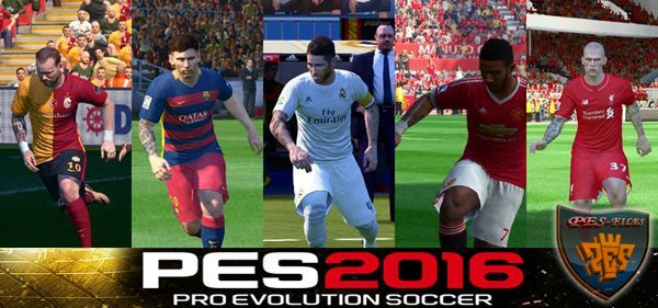 PES 2016 Tatto Pack by Mohamed Triki