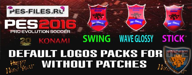 PES 2016 Logos Packs by Jesus Hrs
