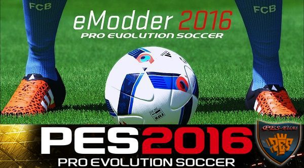 eModder16 Pitch4 For PES 2016 Pc Version