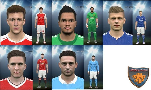 PES 2016 Facepack by Mo Ha