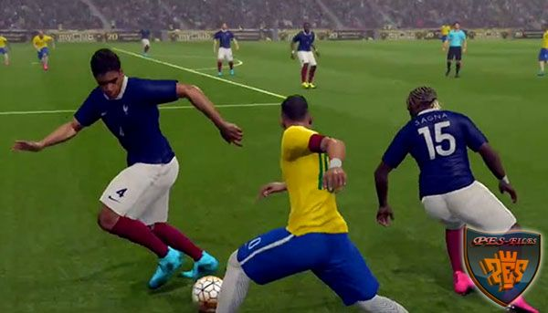 Pes 2016 Gameplay Edition by Alex