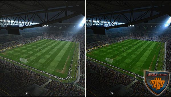 Pes 2016 RealGFX PS4 Graphics by Paras