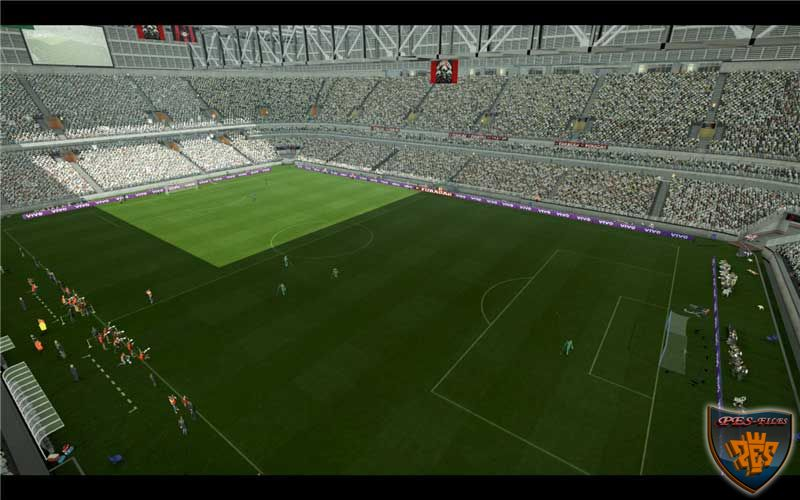 PES 2013 Stadium Club Brazil Pack by Sevak