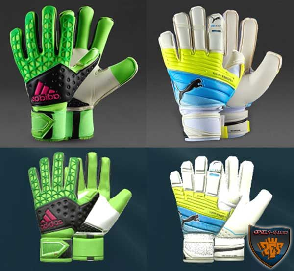 PES 2016 Mini Pack Gloves by Tisera09