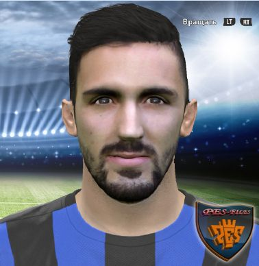 Pes 2016 Marco D'Alessandro by Futsur
