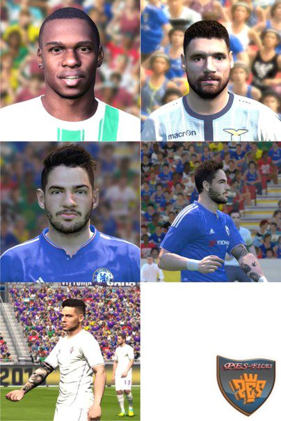 PES 2016 Facepack v2 by Prince Hamiz