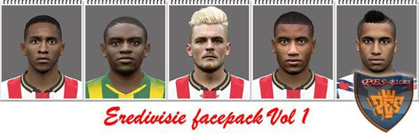 Pes 2016 Eredivisie Facepack by Professional