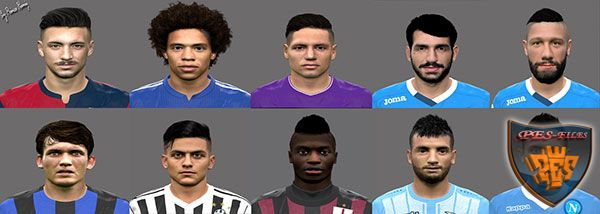 PES 2016 Facepack V1 by prince Hamiz