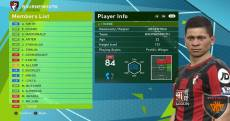 PES 2016 PSD Stats for PTE 4.1