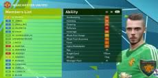 Статистика игроков PTE 4.1