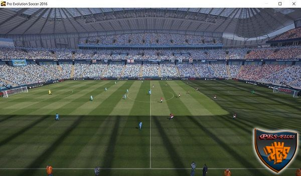 PES 2016 Etihad Stadium DF-NF-NR Version by vangheljs
