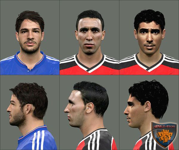 Pes 2016 Mini Facepack by elmodamer