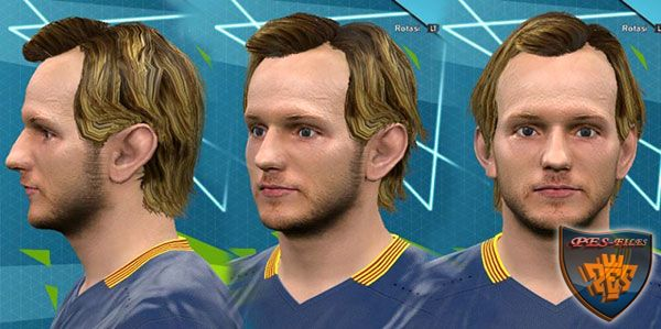 PES 2016 Rakitic Update Face - Ракитич