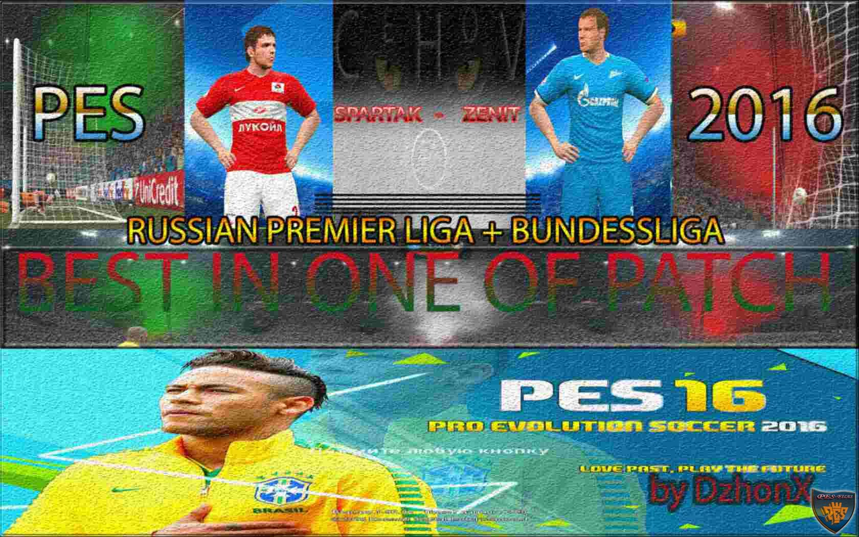 Pes 2016 Best Of One Patch by DzhonX