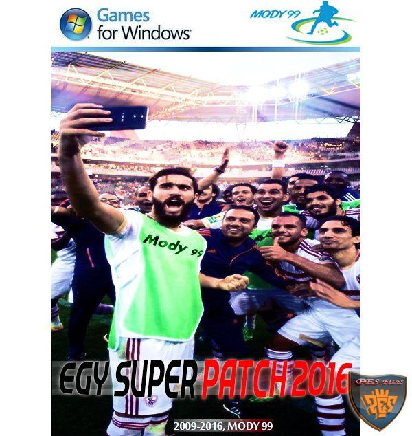 PES 2016 Super Patch v7.0 by MODY 99