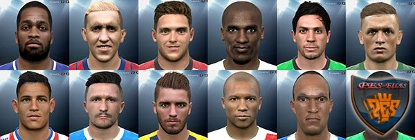 Pes 2016 International Facepack №3 By Andrey_pol