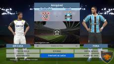 Команды PES 2016 Patch Tuga Vicio v4.0