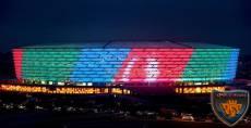 Pes 2016 Baku Olympic Stadium