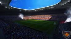 Стадион Pes 2016