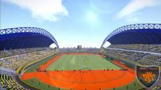 Pes 2016 Gelora Sriwijaya Stadium by Irvanlana