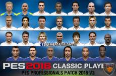 Патч PES 2016 PESProfessionals Patch V3