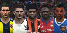 Лица патча Патч PES 2016 PESProfessionals Patch v3.0