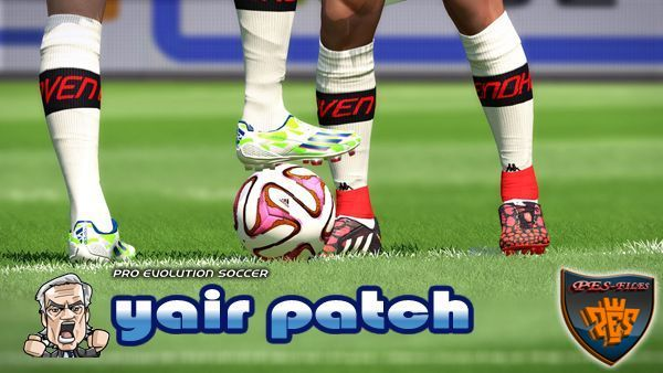 PES 2016 Core Gameplay Patch Ver 2.4 (29.3.16) by Yair