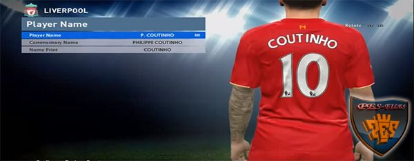 Pes 2016 Tattopack 300 Marceu V1 For PTE 4.1