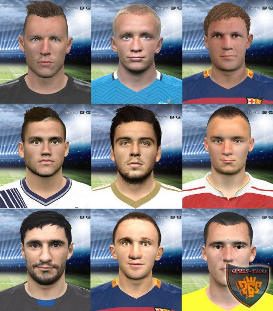 Pes 2016 RFPL Facepack by Futsur