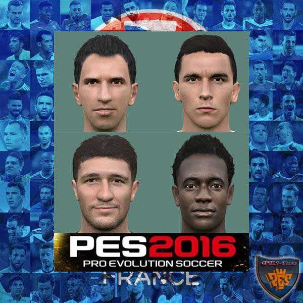 Pes 2016 New Facepack by TwistedLogic