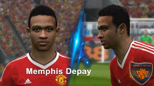 PES 2016 Memphis Depay by love01010100