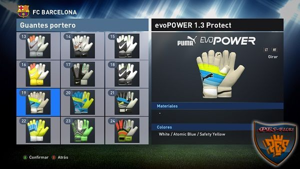 PES 2016 Glove Pack 34 by Various