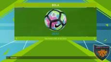 Выбор мяча PES 2016 Beautiful Pitch V2 AIO