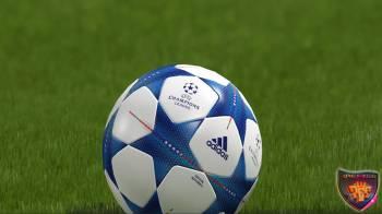 Мяч Pes 2016