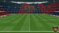 Pes 2016 Мозайка для клуба Барселона