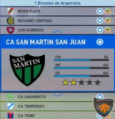 Casan Martin PES 2016 Patch License