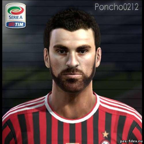Antonio Nocerino Face by Poncho0212