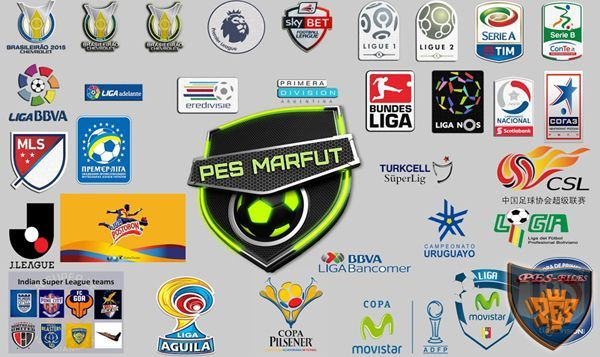 PES 2016 Patch Marfut For PC beta 1.0 by Marceu