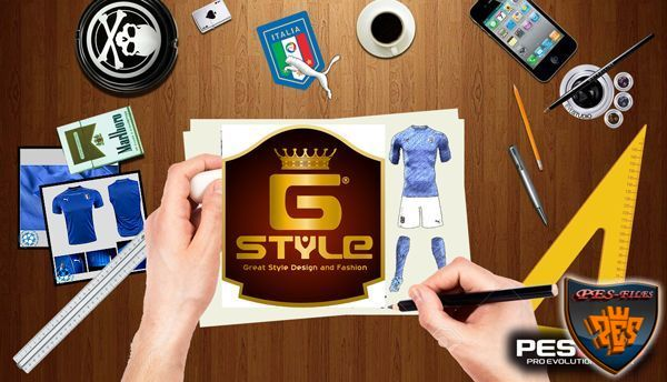 PES 2016 Kits Pack All In One v1.3 by G-Style