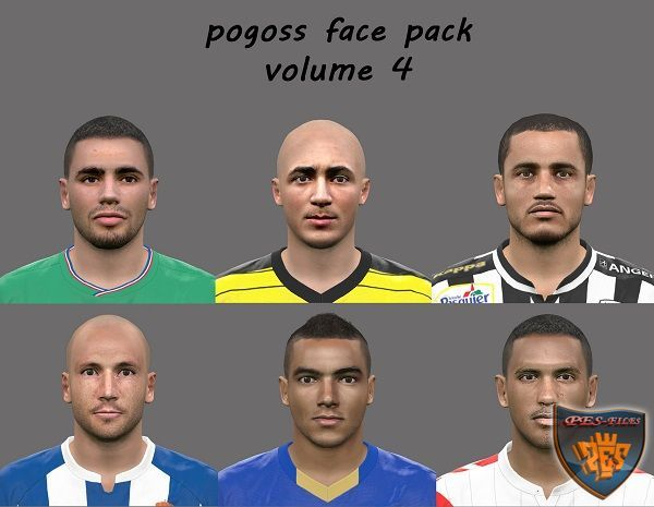 PES 2016 Faces Pack v4 by pogoss