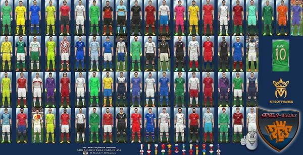 Pes 2016 Euro 2016 Kit v.6.1 by MT GAMES 1991